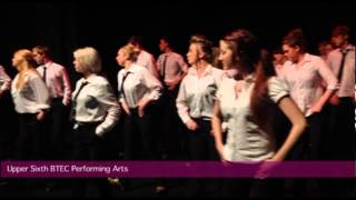 Blackpool Sixth Christmas Showcase 2012