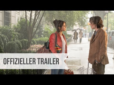 A RAINY DAY IN NEW YORK | Offizieller Trailer | Deutsch HD German