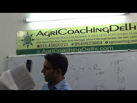 IAS IFoS Agriculture Optional Free Class E   5