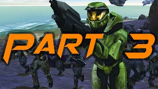 Halo Combat Evolved PC - Gameplay with Trainer and Modded Weapons - Part 3
