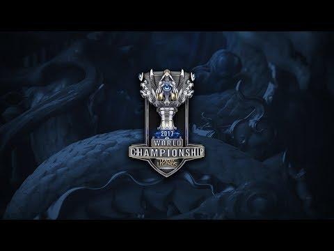 WE vs. SSG   Semifinals Day 2   2017 World Championship   Team WE vs Samsung Galaxy - 2017 World Championship Semifinals #Worlds2017