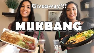 Authentic and Non Authentic Mexican Food Mukbang + A GIVEAWAY!
