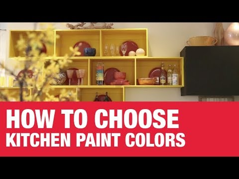 How To Pick Kitchen Paint Colors Ace Hardware Youtube