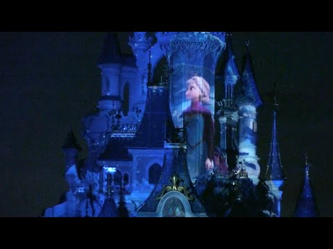 Disneyland Paris - Disney Dreams! (Frozen Summer - Full Fireworks Show HD)