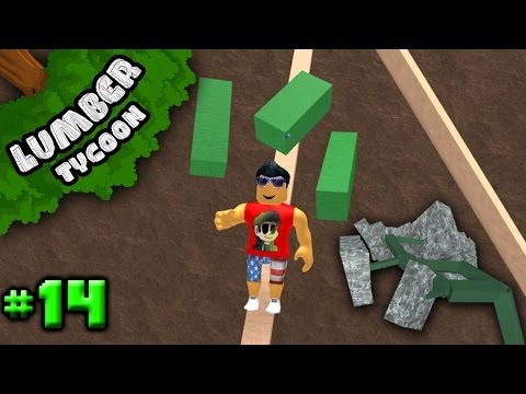 Lumber Tycoon Ep. 14: Long Planking to Zombie Wood! | Roblox