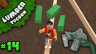 Lumber Tycoon Ep. 14: Lange Planking zu Zombie-Holz! | Roblox