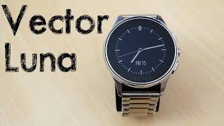 Vector Luna - Un ceas premium, destept si romanesc