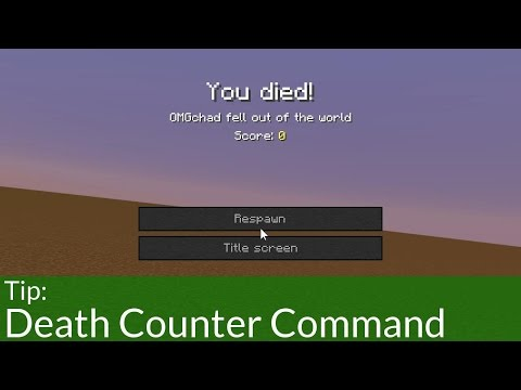 how-to-setup-a-death-counter-in-minecraft