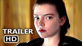 THOROUGHBREDS Official Trailer (2018) Anya Taylor-Joy, Anton Yelchin Thriller Movie HD