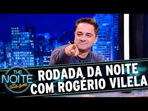 The Noite (03/12/15) - Rodada Da Noite Com Rogério Vilela, Victor Ahmar E João Válio