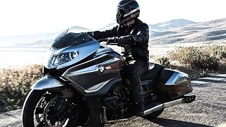 BMW Tourer Motorcycle Bagger Cruiser BMW 101 Concept RSD BMW TV Commercial CARJAM TV HD 2015