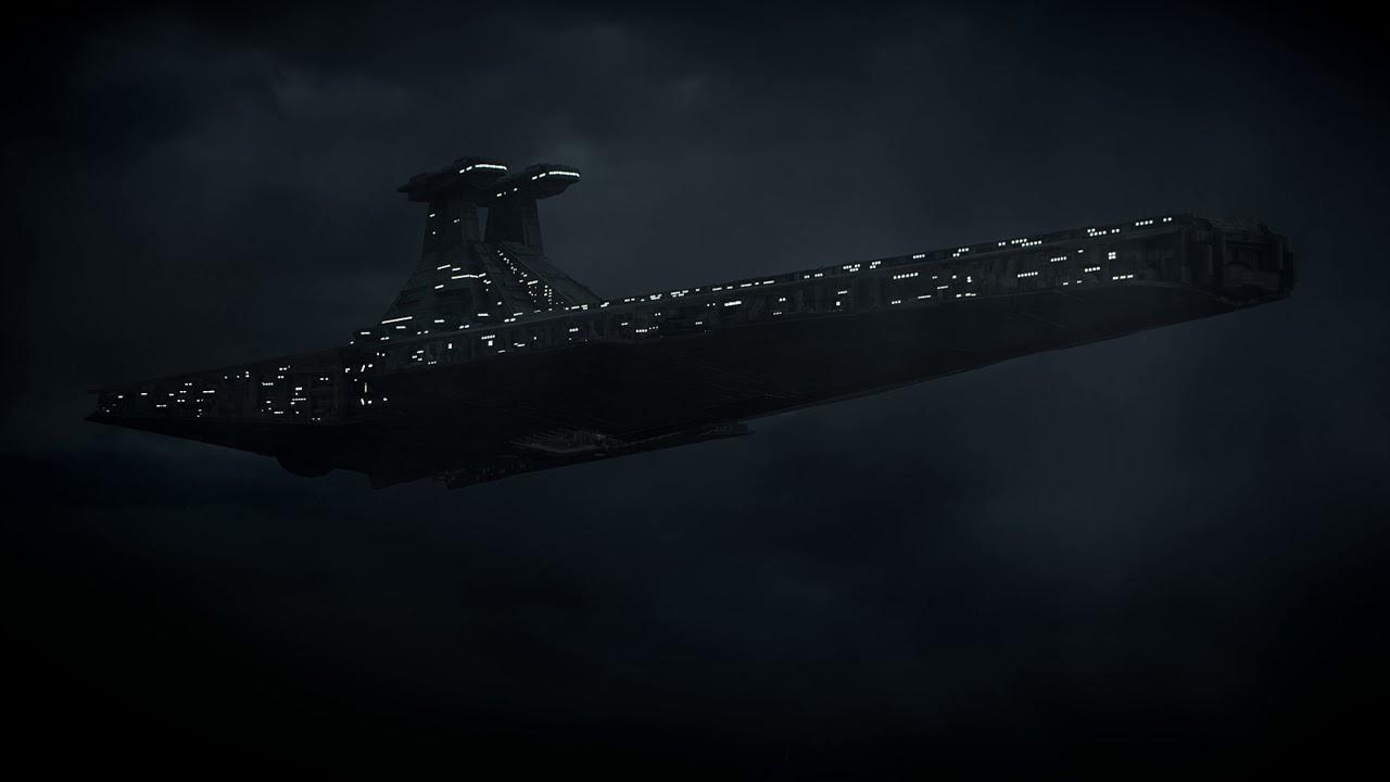 New Venator Star Destroyer Live Wallpaper Youtube