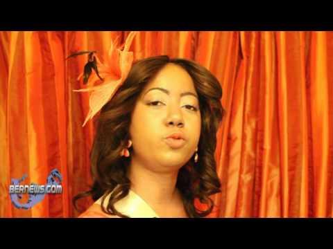 Alisha Phillips Miss Bermuda Contestant March 30th 2011
