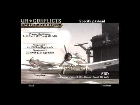 [SMG] Air Conflicts~Pacific Carriers-Ep.Wotje Atoll Raid