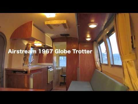 1967 エアストリーム Vintage Airstream Travel Trailers Restoration