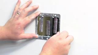 Low Voltage Mounting Bracket - Double Gang