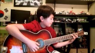My arrangement of  the Happy Birthday Song - Fingerstyle Guitar