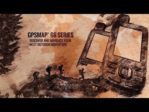 Garmin GPSMAP 66 Series: Navigate Your Next Outdoor Adventure