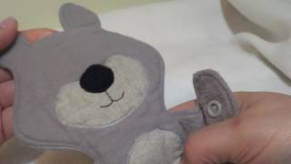 Cloth Pad Company Review: R.A.M.P.S. Reusable Menstrual Products Video