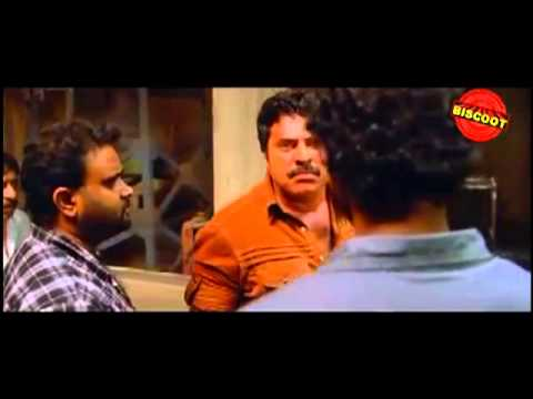 Best Actor Malayalam Movie | Mammootty  | Super Dialogue Scene