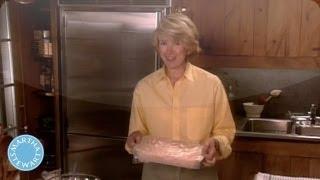 Peach Ice Cream - Throwback Thursday - Martha Stewart