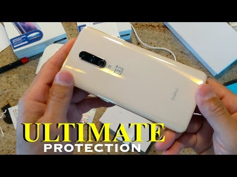 OnePlus 7 Pro Ultimate Screen Protector  ( The Top Dawg! )