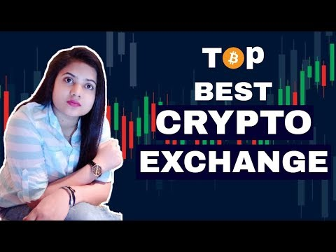 Top Best CryptoCurrency Exchanges
