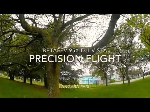Фото Precision Flight - BetaFPV 95x Dji Vista