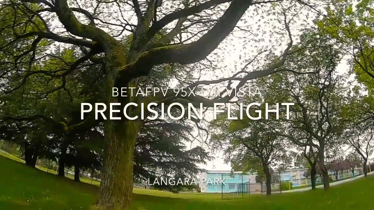 Precision Flight - BetaFPV 95x Dji Vista картинки