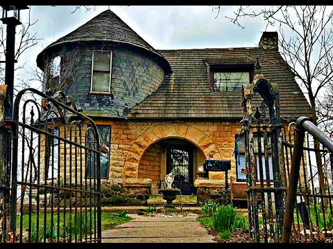 The Most Haunted House In America Frank Shaver Allen