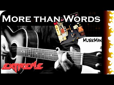 More than Words ❤ - Extreme / MusikMan #024