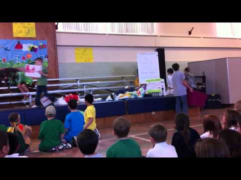 Southtowns Catholic School Earth Day Carol