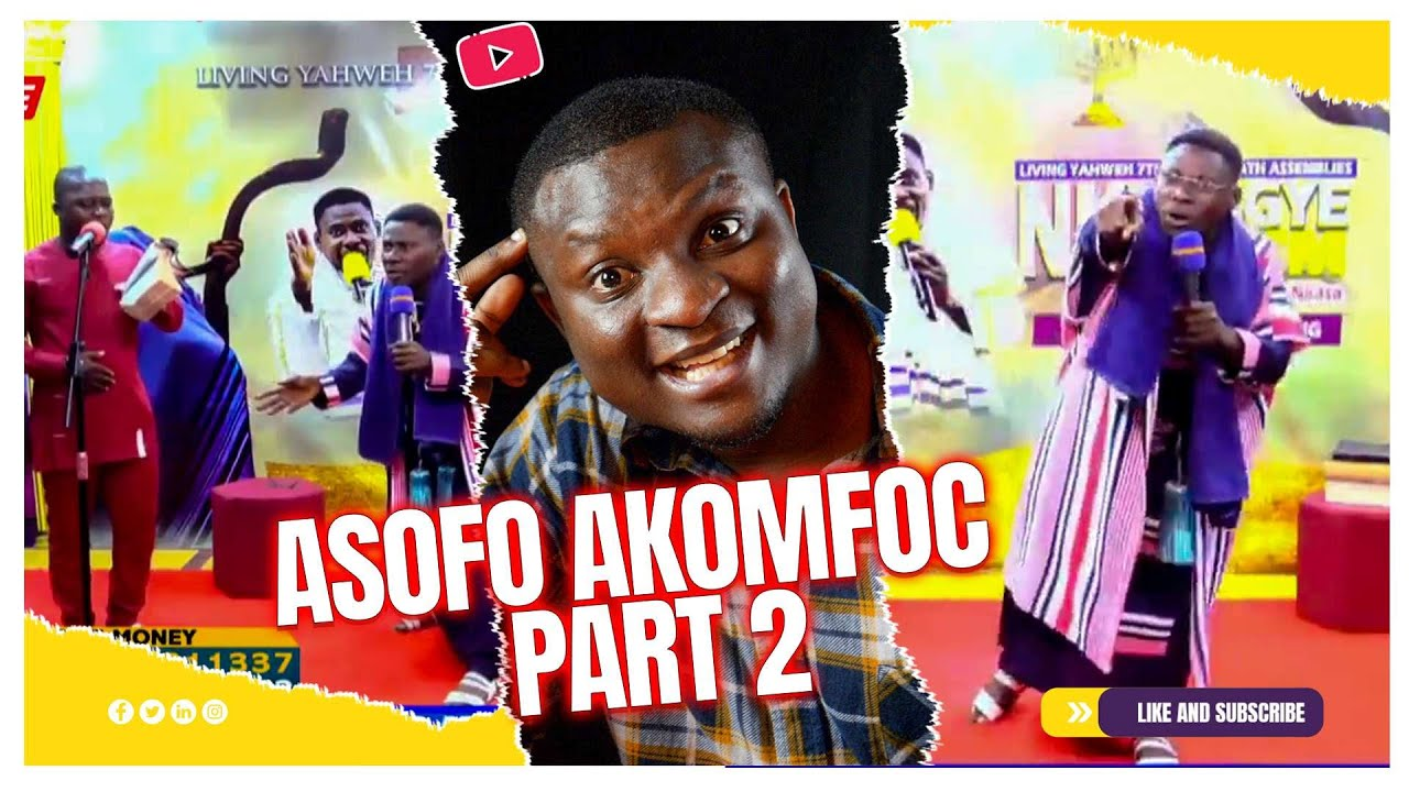 Download Eiii : Ogya🔥🔥 Apostle Okoh Agyemang 🔥🔥🔥Vs Asofo AkomfoƆ 2😢😢😢  @Seth Ekow