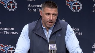 Mike Vrabel: We Ignore the Outside Noise, Focus on Us