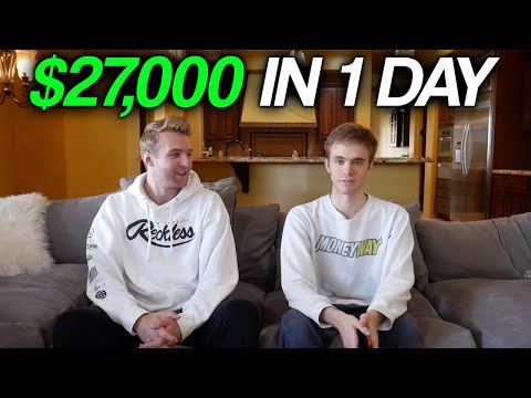 $27,600 In 24 Hours On Shopify (REVEALED)