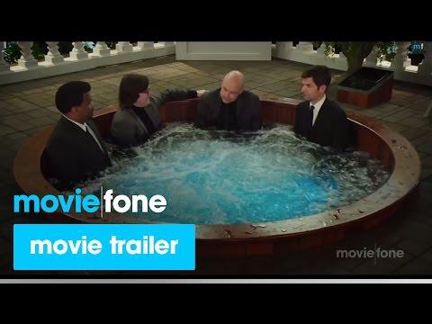 'Hot Tub Time Machine 2'  2 2015: Craig Robinson, Clark Duke