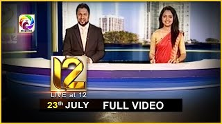 Watch Live at 12 Watch Sri Lankan Television News programs