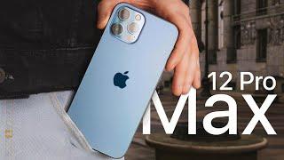 iPhone 12 Pro Max в реальной жизни