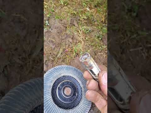 DIY UTV Tire Grooving