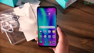 Honor 10 lite | Whats in the Box | Quick Unboxing and First look in Pakistan/India