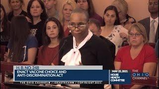 Ohio House Bill 248, Erika Smith, PhD Proponent Testimony