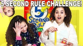 Baixar 5 SECOND RULE CHALLENGE!! (Haschak Sisters)