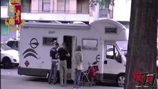 TORINO - Controlli straordinari del territorio in Corso Cosenza e Corso Corsica