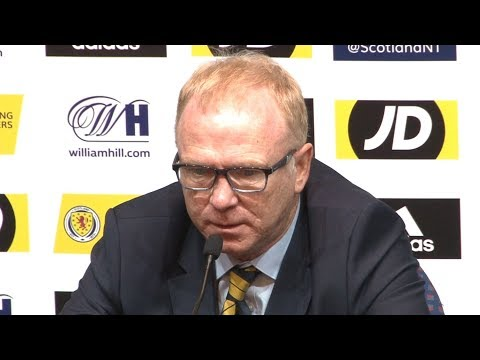 Scotland 1-3 Portugal - Alex McLeish Full Post Match Press Conference - International Friendly