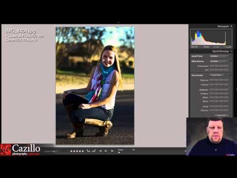 Portrait Photography Session Critique