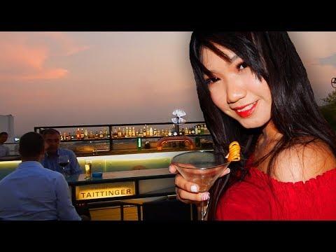 Nightlife in Yangon - Rooftop Bars