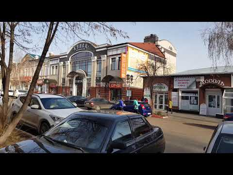 Бузулук ул.Ленина обзорное