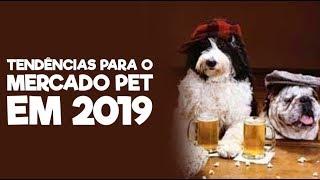 TENDÊNCIAS PARA O MERCADO PET EM 2019
