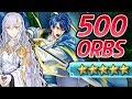 Fire Emblem Heroes - 500+ Orbs Summons: SIGURD & DEIRDRE! (World of Holy War)