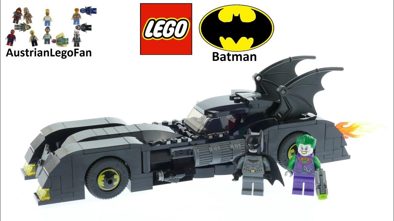 lego batman 76119 batmobile pursuit of the joker speed. Black Bedroom Furniture Sets. Home Design Ideas